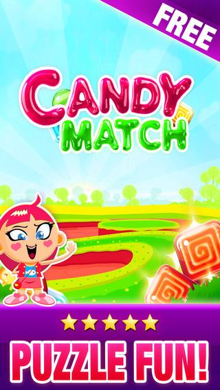 Candy Match Fight - Big Hero Match 3 6 Puzzle Bot