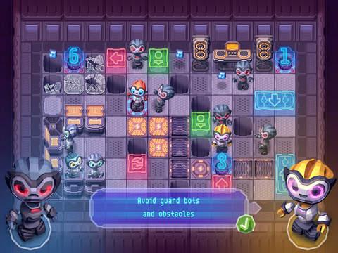 Robots Need Love Too Screenshot