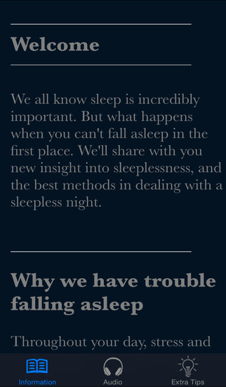 Fall Asleep Now - Calmly Relaxed