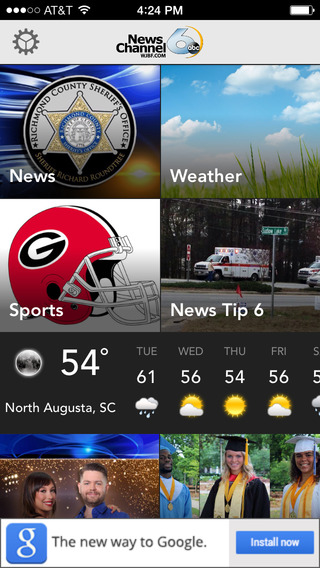 WJBF Mobile Local News - Augusta Georgia News Sports Weather