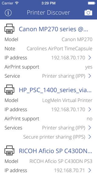 Printer Pro: app lets you send docs, photos to printer