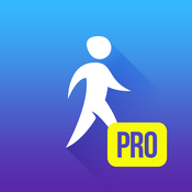 Walking for Weight Loss PRO: training plan, GPS, how-to-lose-weight tips by Red Rock Apps [iPhone]