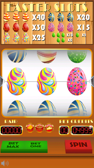 Mega Easter Slot Machine Free - Spin and Win Super Jackpot With Easter Slot Machine Game