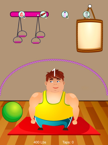玩免費遊戲APP|下載Jump The Rope - Cut Down His Weight By Exercise! app不用錢|硬是要APP