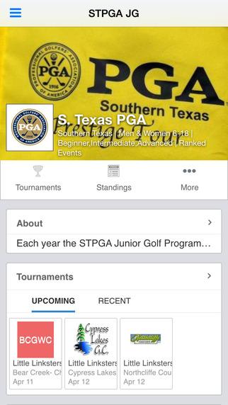 Southern Texas PGA Junior Golf Tour