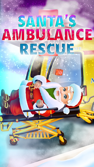 Santa Ambulance Rescue