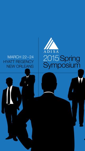 ADISA 2015 Spring Symposium