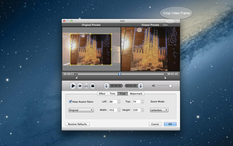 Free WMV AVI Converter Screenshot - 3