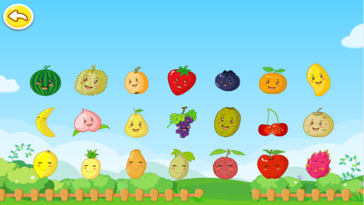 Fruits by BabyBus