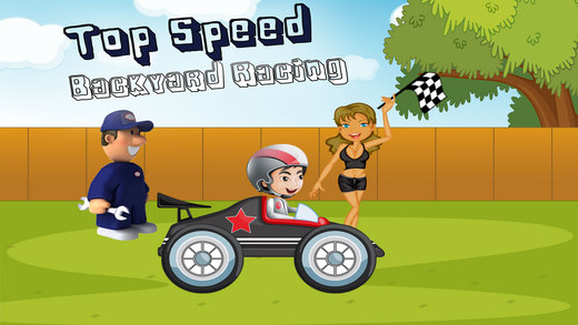Top Speed Backyard Racing