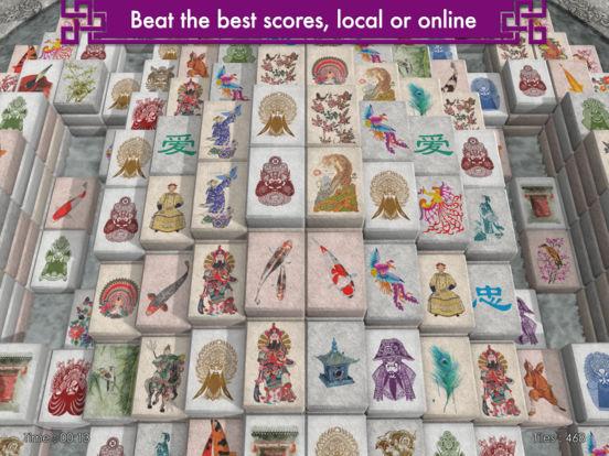 MahJong iPad Screenshot 5