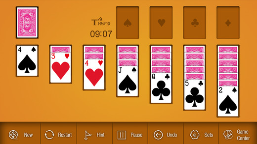 Ace Solitaire Free for iPad and iPhone