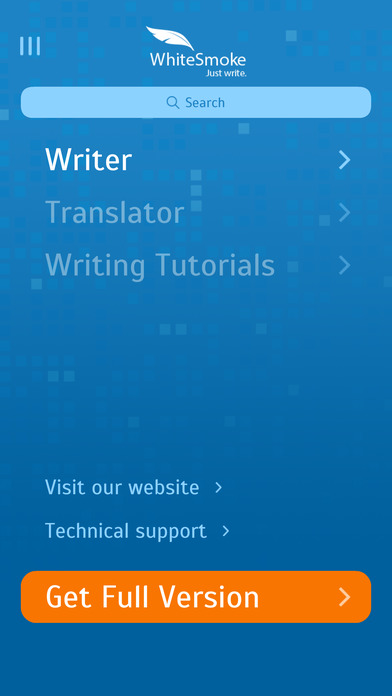 Online Writing Assistant