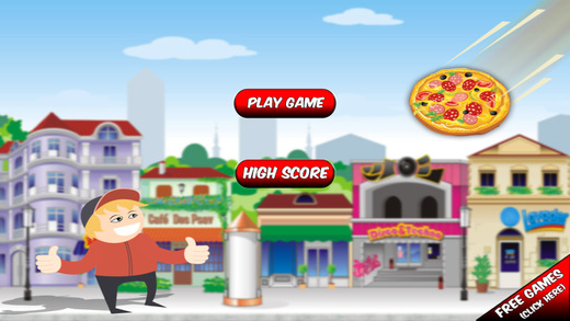 Extreme Pizza Delivery - Hungry Boy Avoider Rush- Free