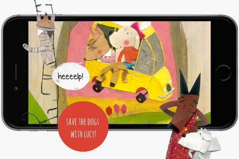 iphone Lucy & Pogo Screenshot 3
