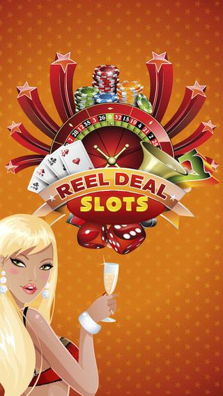 Reel Deal Slots -