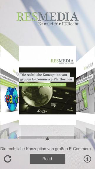 RESMEDIA Kanzlei für IT-Recht