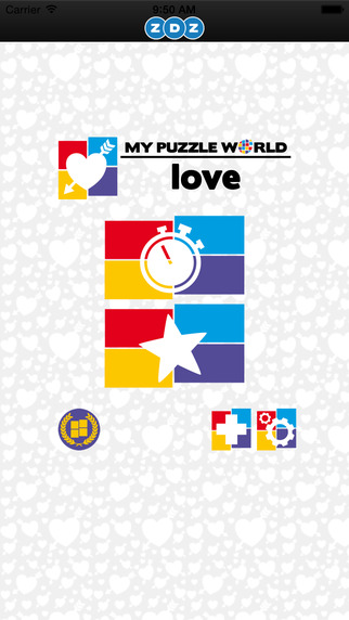 Valentine's Day Love Puzzle – MPW