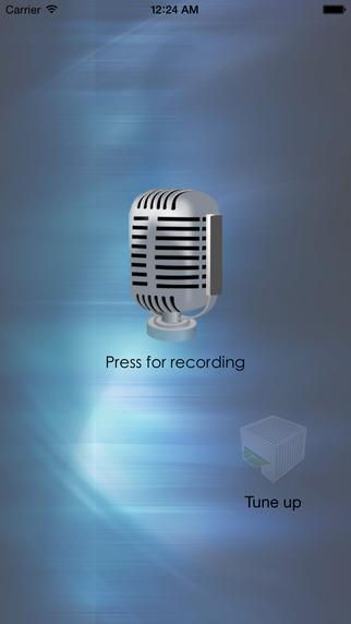 Voice Mixer - audio effects