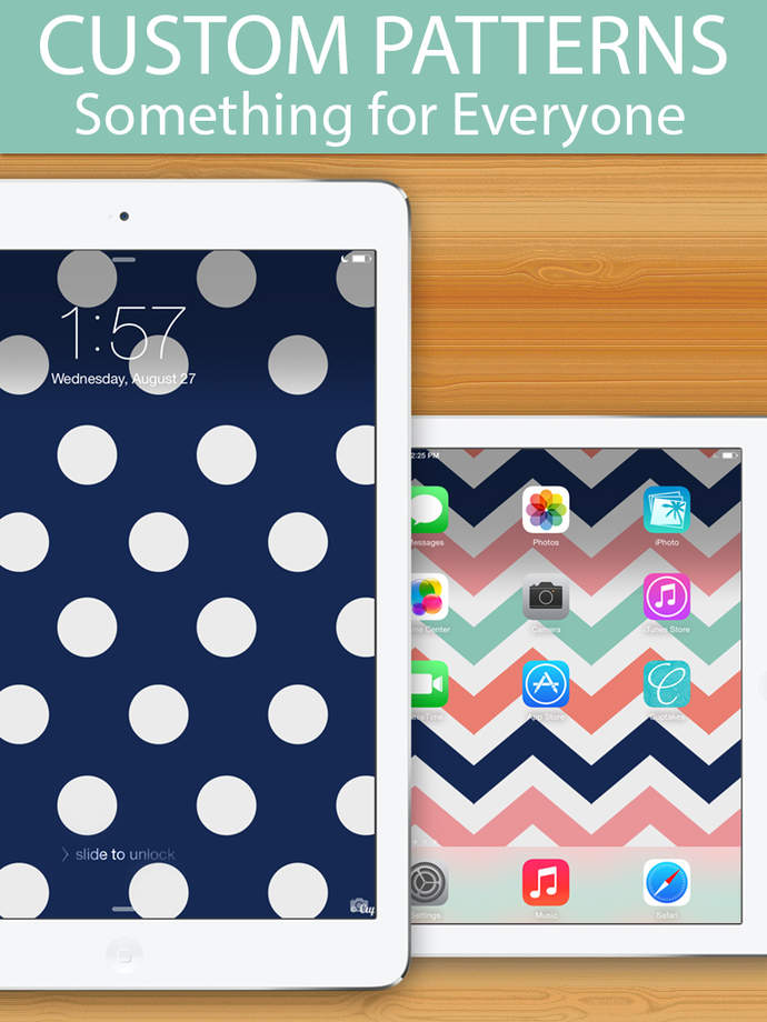 Cuptakes - wallpapers for the girly girls - iPhone Mobile Analytics and App Store Data