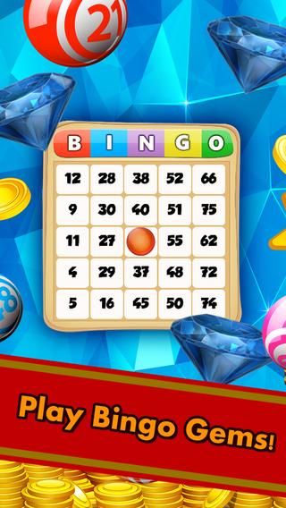 Bingo Frozen Diamond - Fall in Love with Bingo