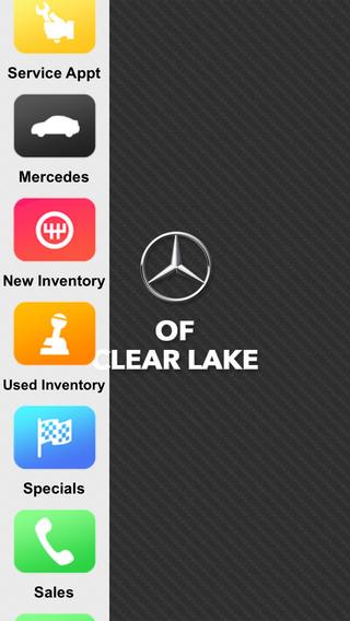 Mercedes-Benz of Clear Lake Dealer App