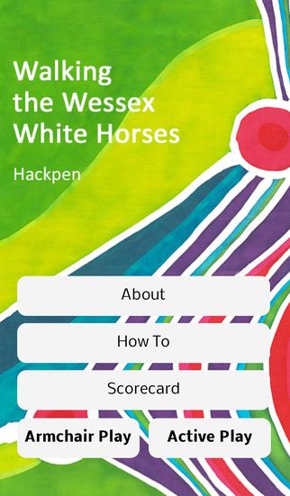 Hackpen White Horse Walk