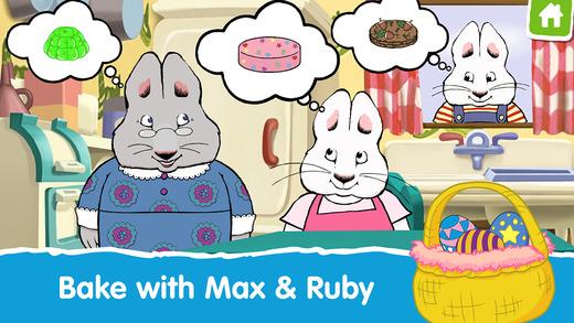Max Ruby Bunny Bake Off