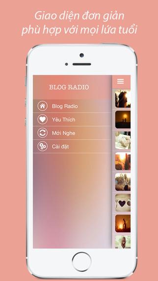 Blog Radio Tình Yêu - Chia sẽ tâm tư cùng bạn