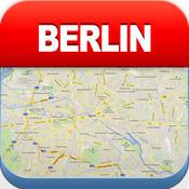 柏林离线地图 – 城市 地铁 机场 [iOS]