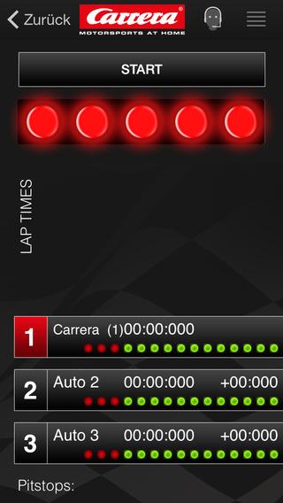 RACE APP - Dein Carrera Race Management Digital
