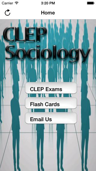 CLEP Sociology Buddy