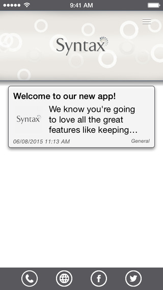 Your District by Syntax