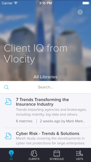 Vlocity Industry Mobile