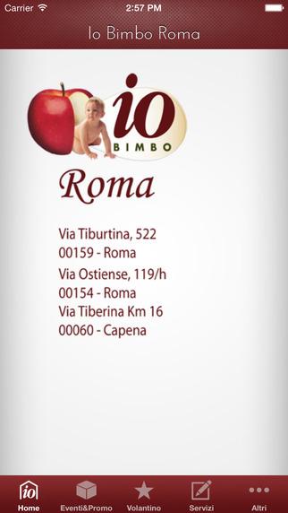 Io Bimbo Roma