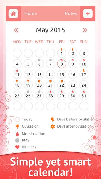 Woman Calendar Ultra Pro