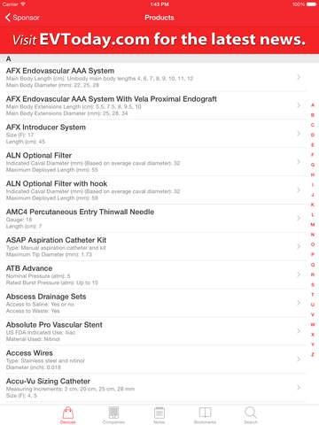 玩醫療App|Endovascular Today Buyer's Guide免費|APP試玩