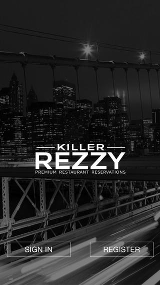 Killer Rezzy