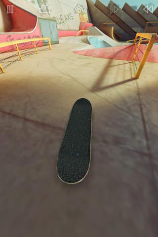 iphone True Skate Screenshot 3