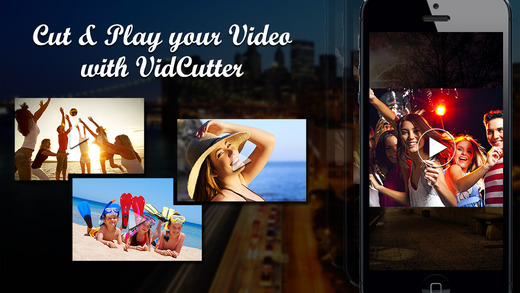 VidCutter - Video Cutter app to cut unwanted video