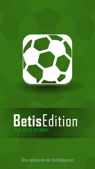 FutbolApp - Betis Edition