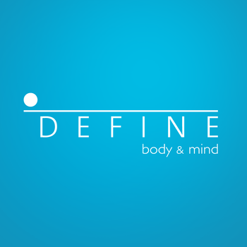 DEFINE Body & Mind LOGO-APP點子