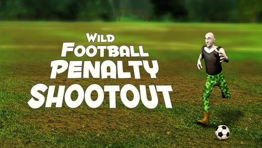 Wild Football Penalty ShootOut - cool soccer player game