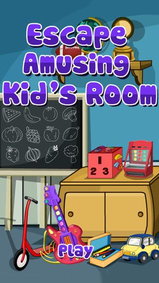Escape Amusing Kids Room