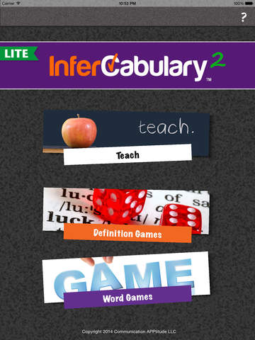 InferCabulary 2 Lite