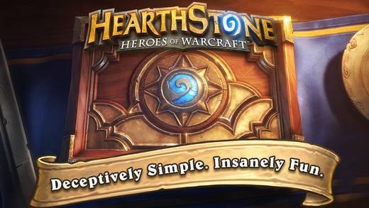 Hearthstone: Heros of Warcraft Now Supports iPhone