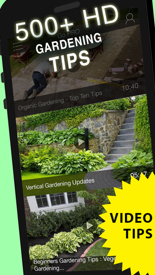 Gardening Video Tips Design Ideas – The Ultimate Guide and How to Videos for Planting organic Vegeta