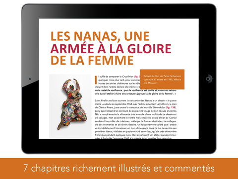 Niki de Saint Phalle l'e-album de l'exposition du Grand Palais