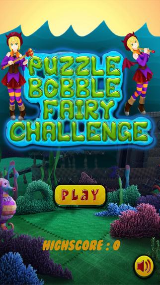 Puzzle Bobble Fairy Challenge