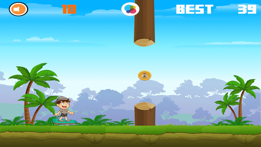 Jungle Jump Escape - Awesome Safari Adventure Craze